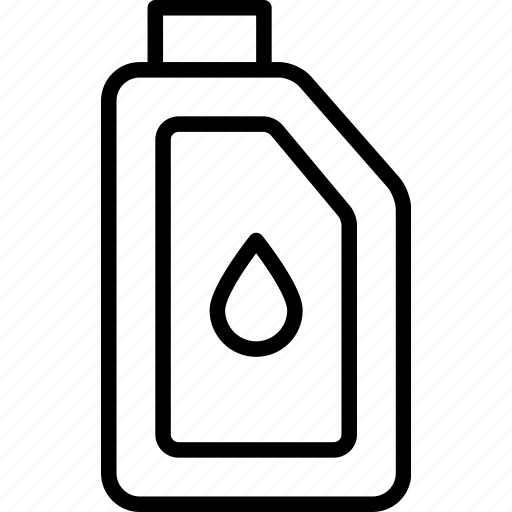 can, car, droplet, engine, lubricant, oil, vehicle icon