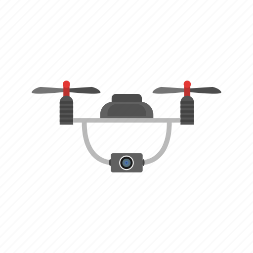 Camera, drone, drone robot icon - Download on Iconfinder