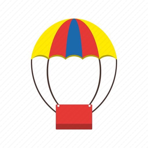 air balloon, balloon, fly, travel icon
