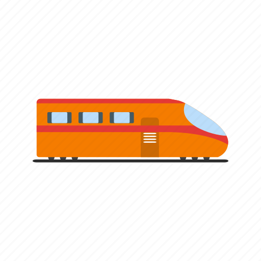 railway, subway, train, transport icon