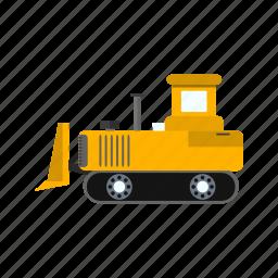 construction, develmpent, heavy, machine, machinery, truck, work icon