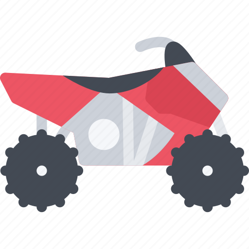 atv, delivery, shipping, transport, transportation icon