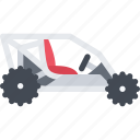 buggy, delivery, shipping, transport, transportation icon