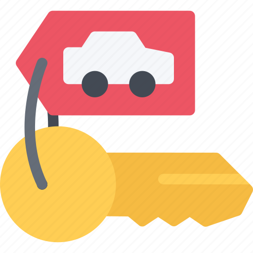 car, delivery, keys, shipping, transport, transportation icon