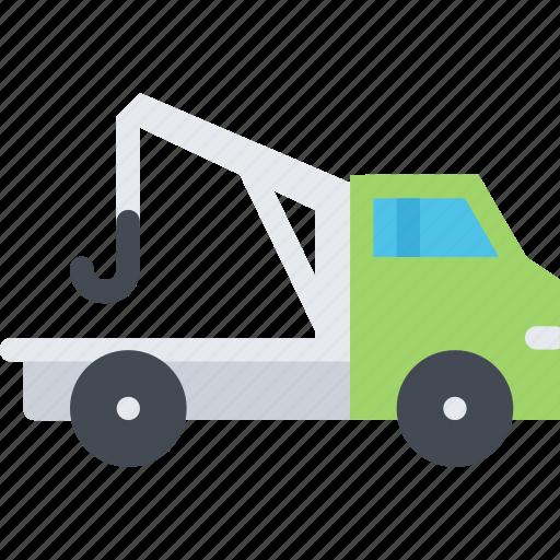 delivery, evacuator, shipping, transport, transportation icon