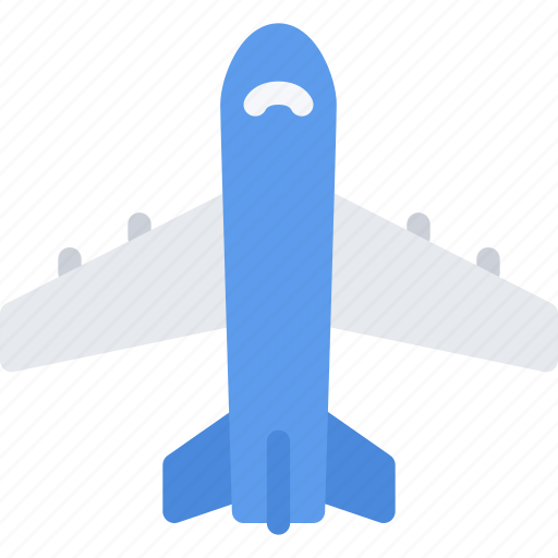 delivery, plane, shipping, transport, transportation icon