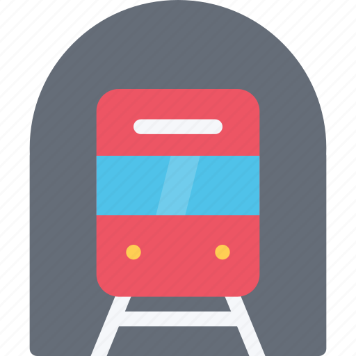 delivery, shipping, train, transport, transportation icon