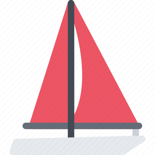 delivery, shipping, transport, transportation, yacht icon