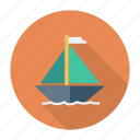 auto, boat, ship, transport, transportation, travel, vehicle icon