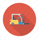 transportation, weight, auto, travel, lifter, vehicle, transport icon