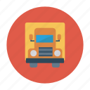 auto, container, trailer, transport, transportation, travel, vehicle