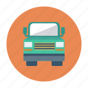 auto, heavy, jeep, transport, travel, van, vehicle icon