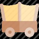 transport, transportation, vehicle, wagon icon