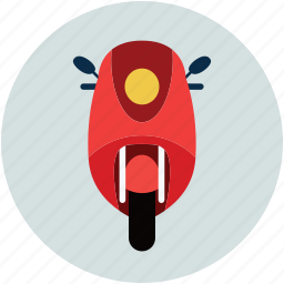 heavy bike, motor bike, motorbike, speed bike, transport icon