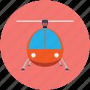 chopper, emergency, helicopter, transport, travel