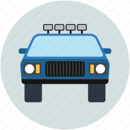 automobile, cab, sedan, taxi, taxicab, tourist car icon