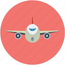 airbus, airliner, airplane, flying vehicle, jet, plane