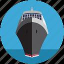 luxury ship, ship, yacht, luxury, cruise