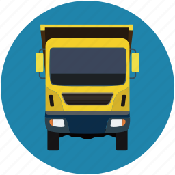 delivery, logistic, shipping, truck icon
