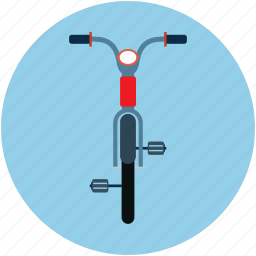 bicycle, bike, cycle, pedal, riding, transport, travel icon