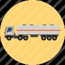 oil, water, fuel, tanker, delivery transport, transport