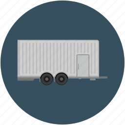 cargo, cargo container, container, logistic, shipping, shipping container icon
