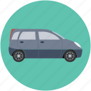 car, suzuki car, suzuki swift car, transport, vehicle icon