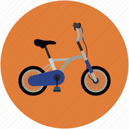 bicycle, bike, tandem, two wheeler, velocipede icon
