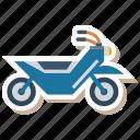 bike, cycle, motor, old, transport, transportation, travel