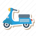 auto, bike, delivery, transport, transportation, travel, vehicle icon