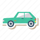 auto, car, new, transport, transportation, travel, vehicle icon