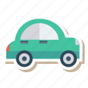 auto, car, old, transport, transportation, travel, vehicle icon
