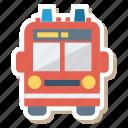 auto, doublebus, passengar, transport, transportation, travel, vehicle icon