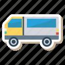 auto, bus, staff, transport, travel, van, vehicle icon