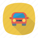 auto, school, transport, transportation, travel, van, vehicle icon