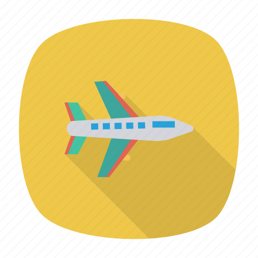 aero, auto, boing, plane, transport, travel, vehicle icon