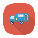 auto, camper, home, mobile, transport, travel, vehicle icon