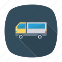auto, bus, staff, transport, travel, van, vehicle icon