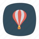 air, auto, balloon, transport, transportation, travel, vehicle icon
