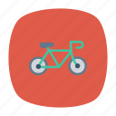 auto, bycycle, cycle, transport, transportation, travel, vehicle icon