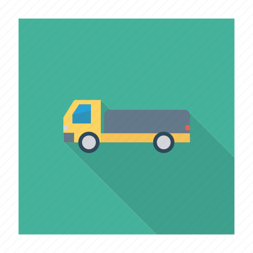 auto, trailer, transport, transportation, travel, truck, vehicle icon