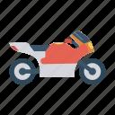 auto, bike, heavy, transport, transportation, travel, vehicle icon