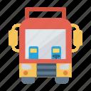 auto, bus, passenger, transport, transportation, travel, vehicle icon