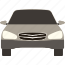 vehicle, auto, flat, sedan, transportation, car, transport icon