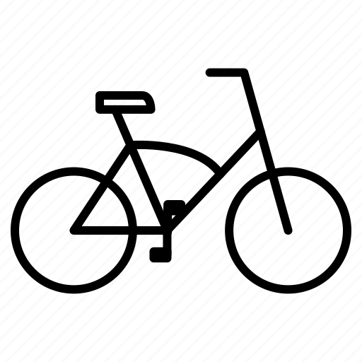 bicycle, bike, delivery, public, sepeda, transport, vehical icon