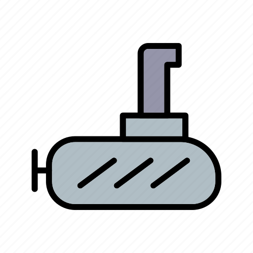 navy, sub marine, submarine icon