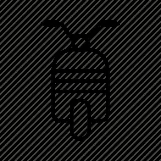 Scooter, vespa, bike icon - Download on Iconfinder