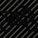 atv, car, logistics, machine, transport, transportation