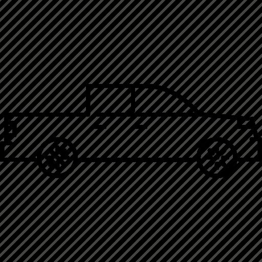 car, machine, movement, pickup, transport, transportation icon