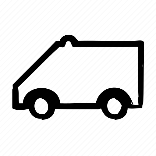 bus, special, transport, transportation, vehicle icon